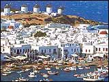 greek travel mykonos greece