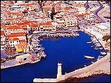 Rethymno crete greece travel